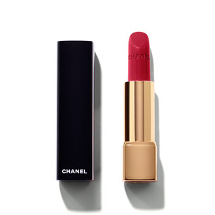 CHANEL Rouge Allure Intense Long-Wear Lip Colour - 99 Pirate | @violetgrey