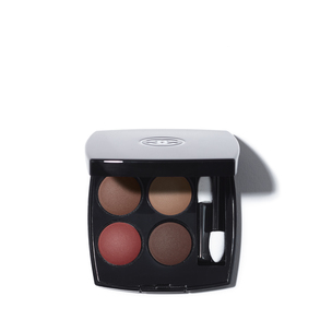 CHANEL Le Rouge Collection Les 4 Ombres Multi-Effect Quadra Eyeshadow - Candeur et Expérience | @violetgrey