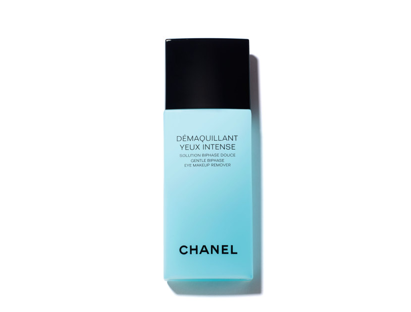CHANEL Démaquillant Yeux Intense Gentle Bi-Phase Eye Makeup Remover - 3.4 oz | @violetgrey