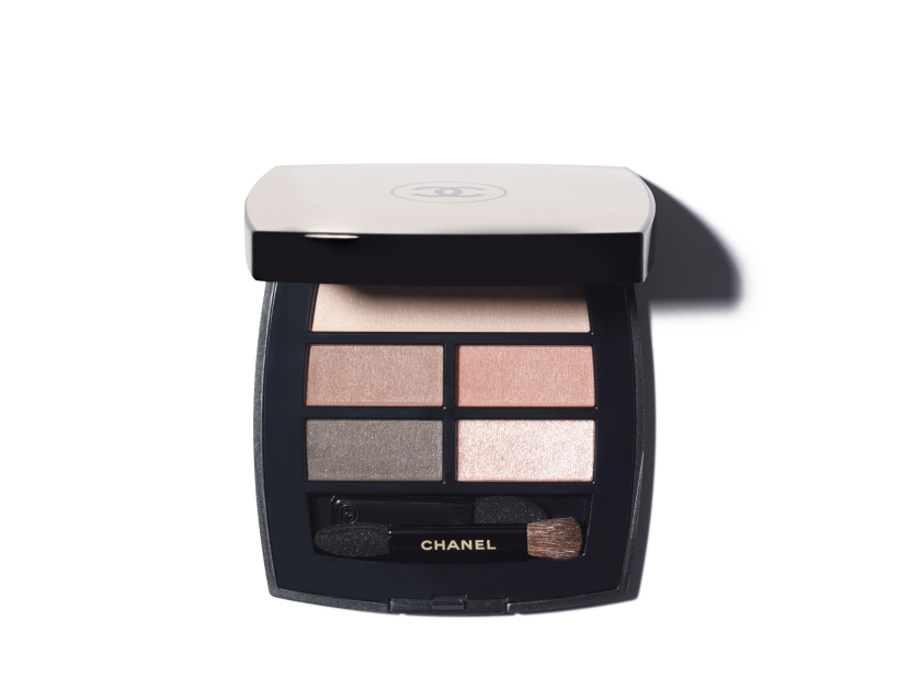2d3e7aad438b Chanel Les Beiges Healthy Glow Natural Eyeshadow Palette in Medium | Shop  now on @violetgrey ...