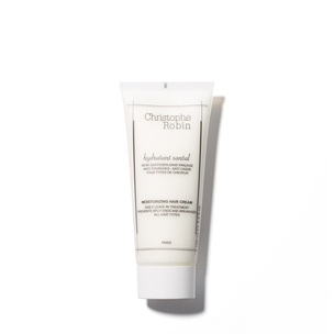 CHRISTOPHE ROBIN Moisturizing Hair Cream SPF 8 | @violetgrey