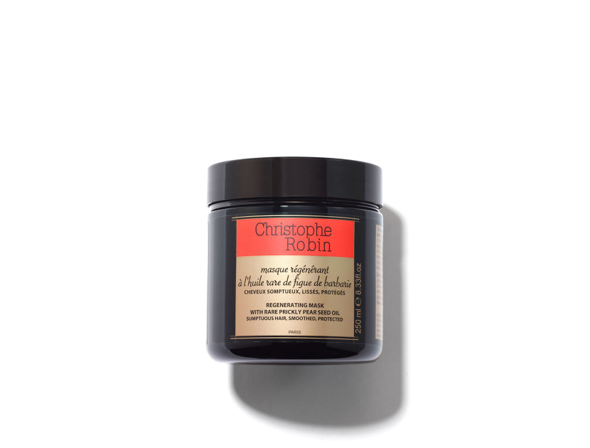 CHRISTOPHE ROBIN Regenerating Mask With Rare Prickly Pear Seed Oil - 8.33 oz | @violetgrey