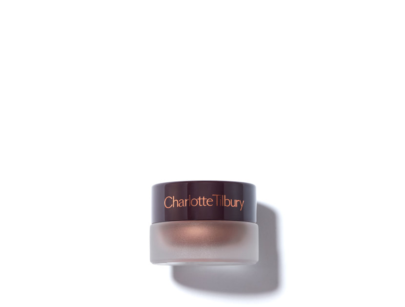 CHARLOTTE TILBURY Eyes to Mesmerise Cream Eyeshadow - Mona Lisa | @violetgrey