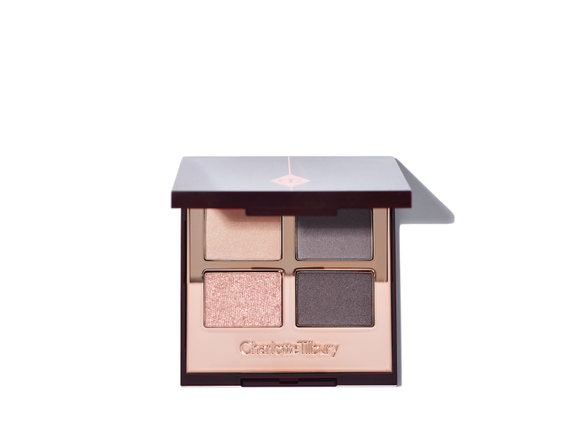Charlotte Tilbury Luxury Eyeshadow Palette in The Uptown Girl | Shop now on @violetgrey https://www.violetgrey.com/product/luxury-palette/CHT-EQAD52DX3R22