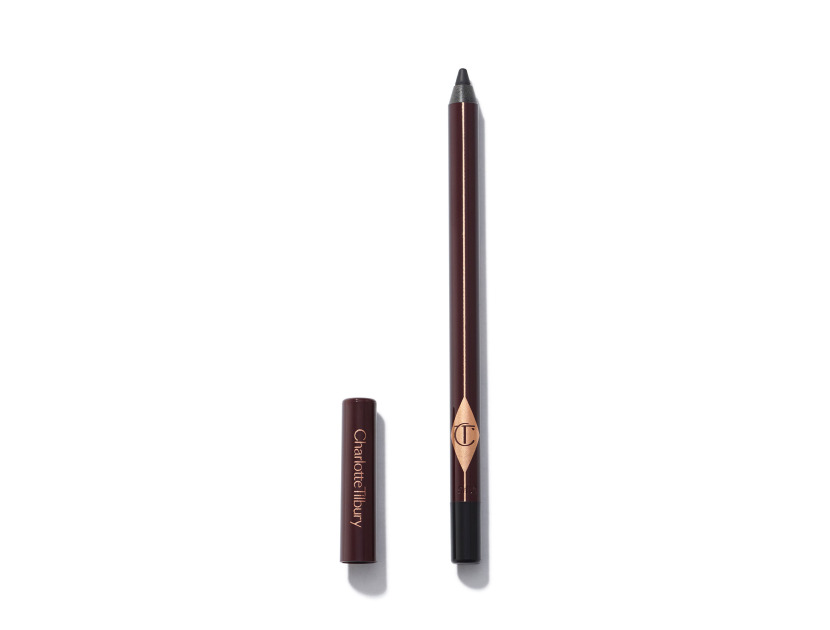 CHARLOTTE TILBURY Rock 'N' Kohl Iconic Liquid Eye Pencil - Bedroom Black | @violetgrey