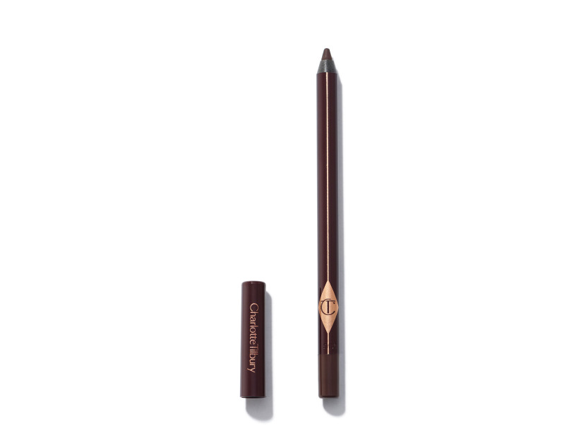 CHARLOTTE TILBURY Rock 'N' Kohl Iconic Liquid Eye Pencil - Barbarella Brown | @violetgrey
