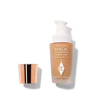 CHARLOTTE TILBURY Magic Foundation - 8 Medium | @violetgrey