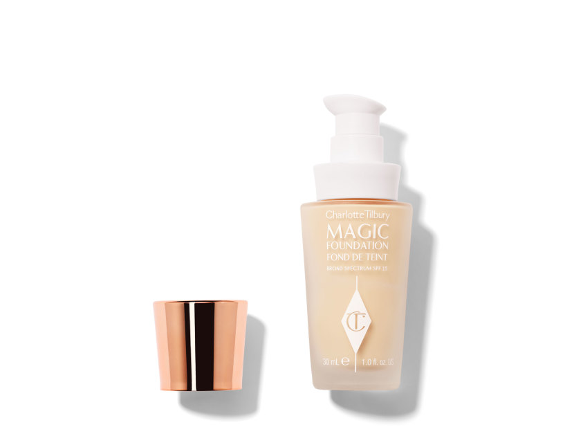 Charlotte Tilbury Magic Foundation in 1 Fair | Shop now on @violetgrey https://www.violetgrey.com/product/magic-foundation/CHT-FMFDX30X2R22