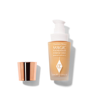 CHARLOTTE TILBURY Magic Foundation - 4.5 Medium | @violetgrey