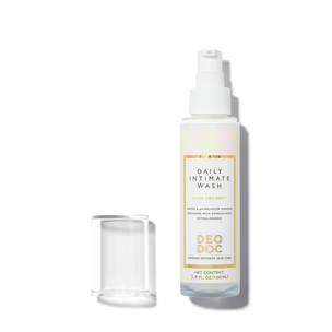 DEODOC Daily Intimate Wash - Fresh Coconut | @violetgrey