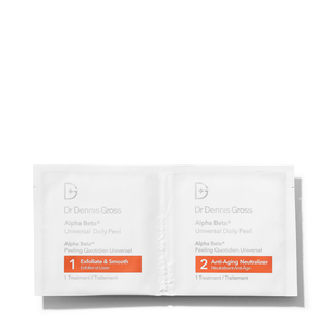 DR. DENNIS GROSS Alpha Beta Universal Daily Peel, 30 Packettes | @violetgrey