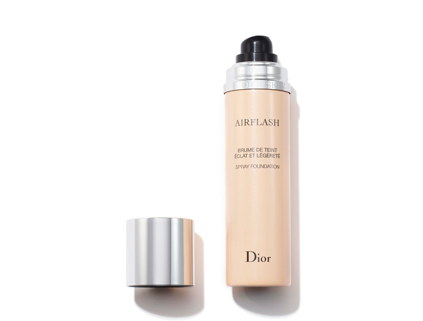 DIOR Diorskin Airflash Spray Foundation - Ivory | @violetgrey