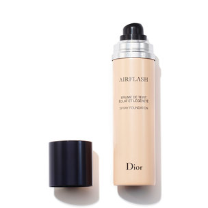 DIOR Diorskin Airflash Spray Foundation - Dark Beige | @violetgrey