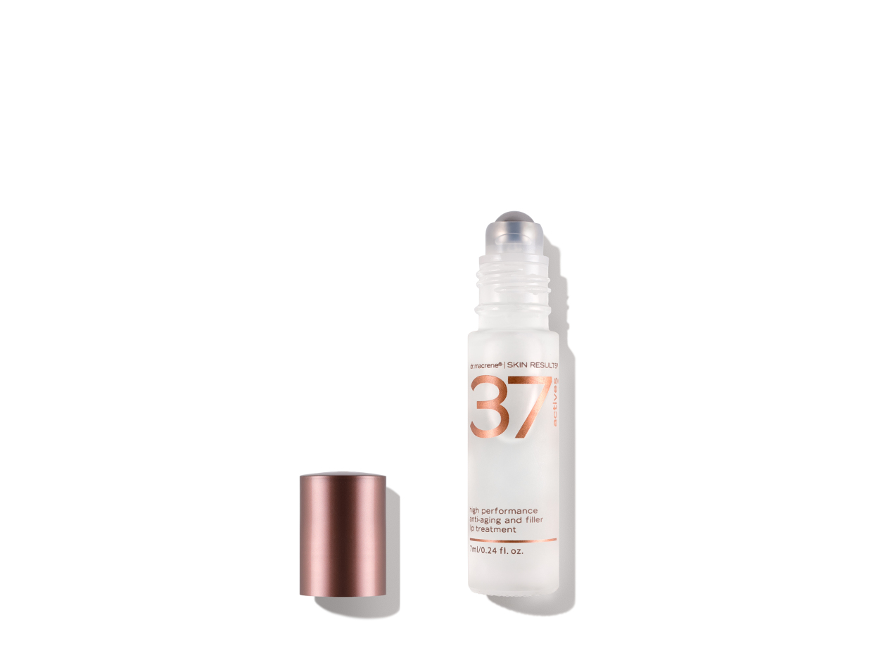 How To Draw A Nose Dr Macrene 37 Actives High Performance Antiaging And  Filler Lip Treatment