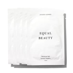 EQUAL BEAUTY Moisture Veil Face Mask, 5 pack | @violetgrey