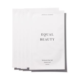 EQUAL BEAUTY Moisture Veil Eye Mask, 5 pack | @violetgrey