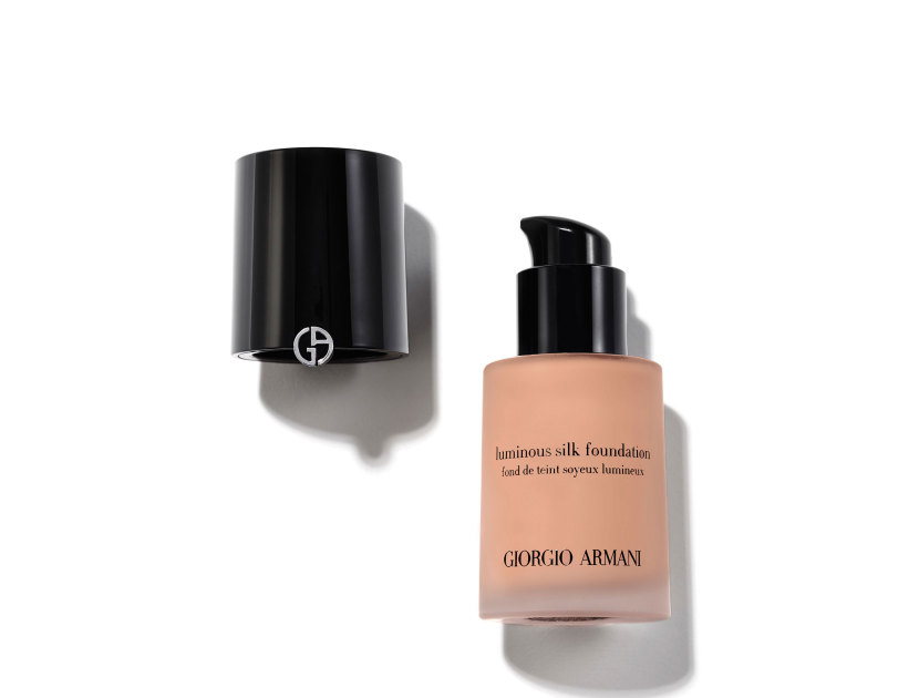 GIORGIO ARMANI Luminous Silk Foundation - 4.75 | @violetgrey