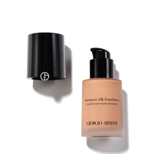 GIORGIO ARMANI Luminous Silk Foundation - 4 | @violetgrey