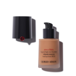 GIORGIO ARMANI Power Fabric Foundation - 8.0 | @violetgrey