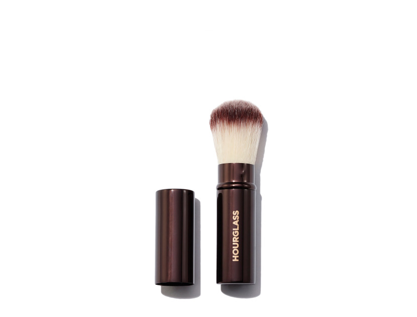 HOURGLASS Retractable Foundation Brush | @violetgrey