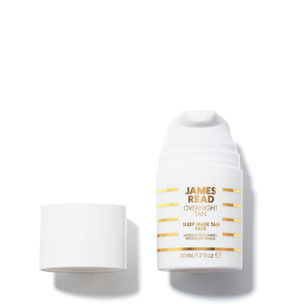 JAMES READ James Read Sleep Mask Tan Face - 1.7 oz | @violetgrey
