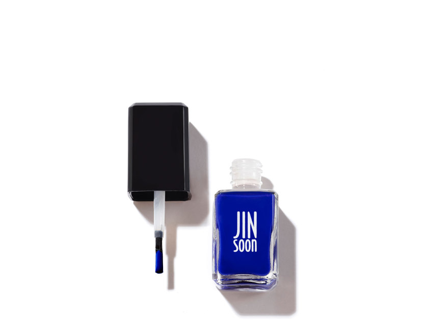 JINSOON Nail Color - Blue Iris | @violetgrey