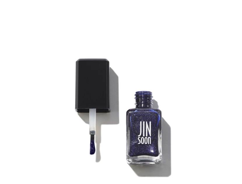 JINSOON Metallic Nail Color - Azurite | @violetgrey