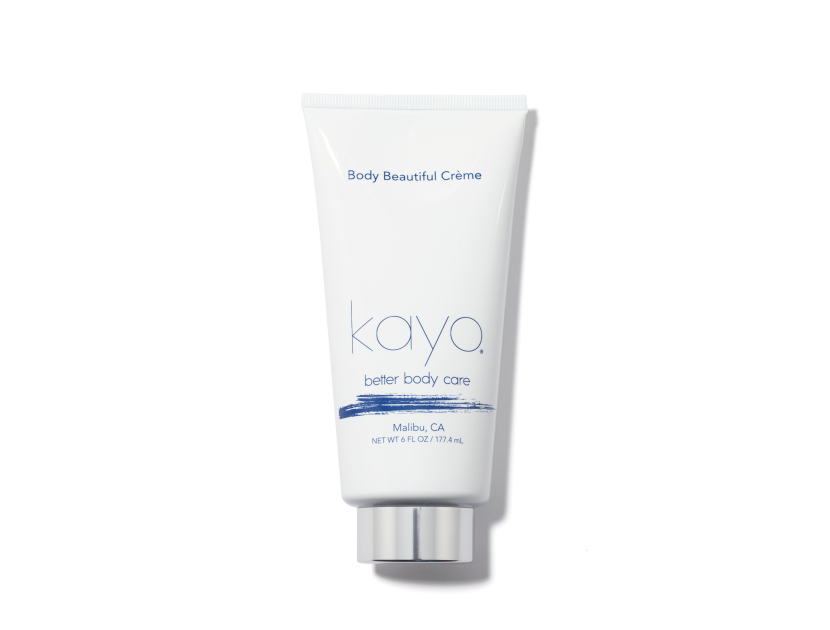 KAYO BETTER BODY CARE Body Beautiful Crème | @violetgrey