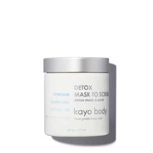 KAYO BETTER BODY CARE Detox Mask To Scrub | @violetgrey