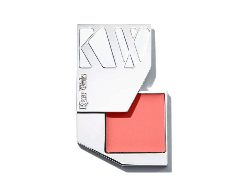 KJAER WEIS Cream Blush Compact - Desired Glow | @violetgrey