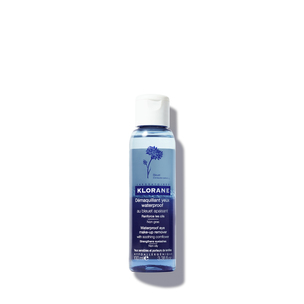 KLORANE Klorane Waterproof Eye Make-Up Remover Soothing Cornflower | @violetgrey