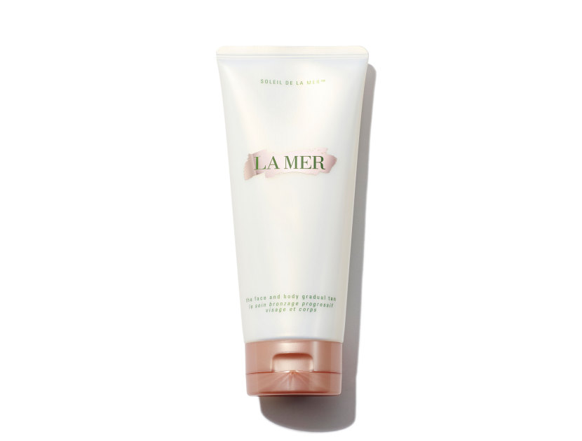 La Mer Face and Body Gradual Tan | Shop now on @violetgrey https://www.violetgrey.com/product/face-and-body-gradual-tan/LAM-529L-01