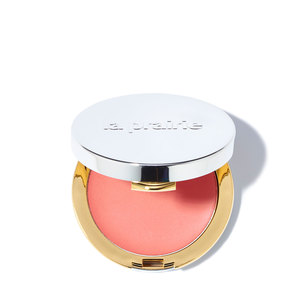 LA PRAIRIE Cellular Radiance Cream Blush - Peach Glow | @violetgrey