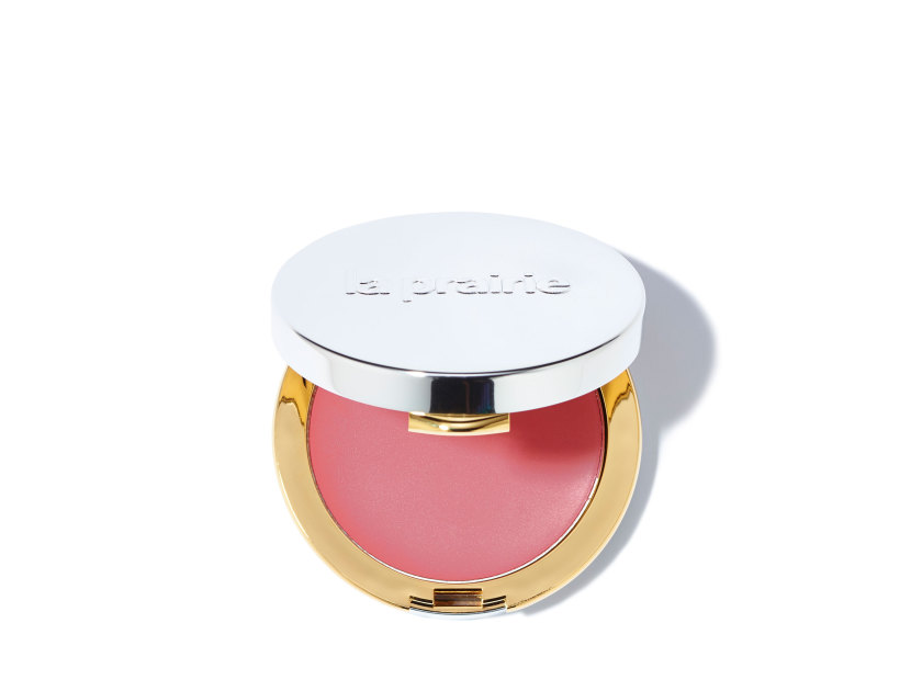 LA PRAIRIE Cellular Radiance Cream Blush - Berry Glow | @violetgrey