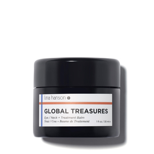 LINA HANSON Global Treasures Eye & Neck Balm | @violetgrey