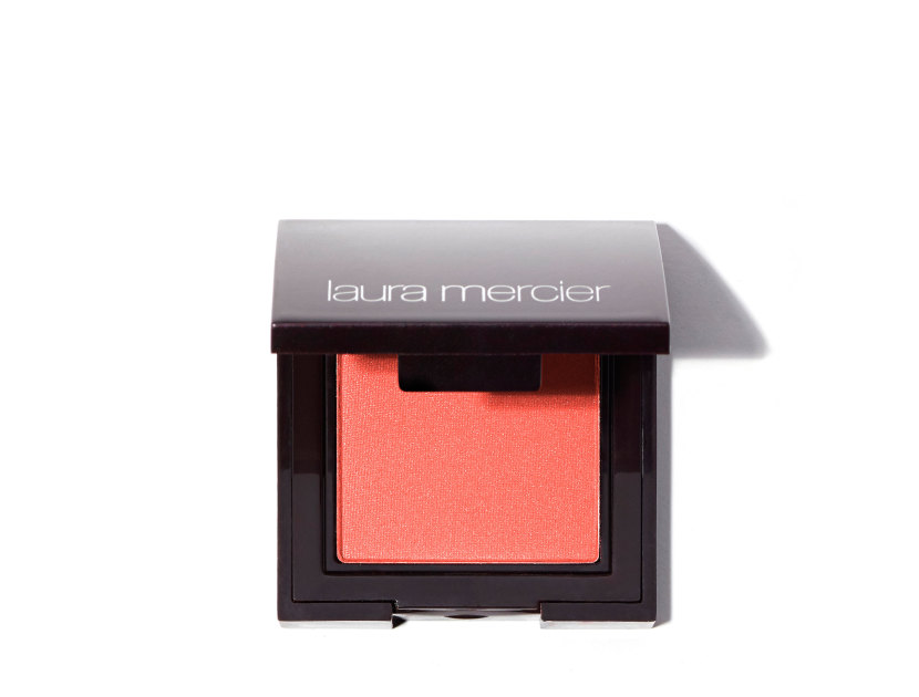 LAURA MERCIER Second Skin Cheek Colour - Lush Nectarin | @violetgrey