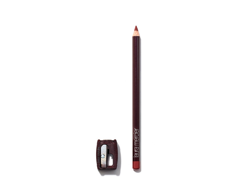 LAURA MERCIER Lip Pencil - Red Chocolate | @violetgrey