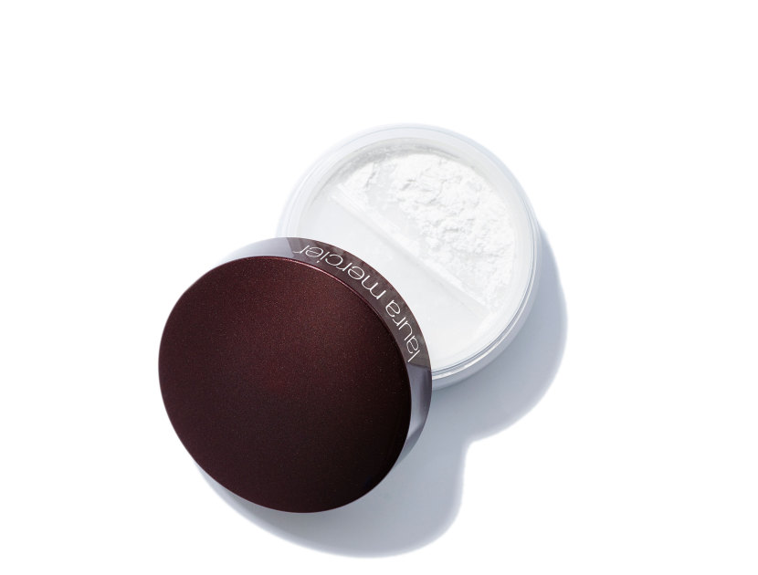 LAURA MERCIER Invisible Loose Setting Powder - Universal | @violetgrey