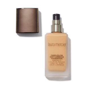 LAURA MERCIER Candleglow Soft Luminous Foundation - Macadamia | @violetgrey