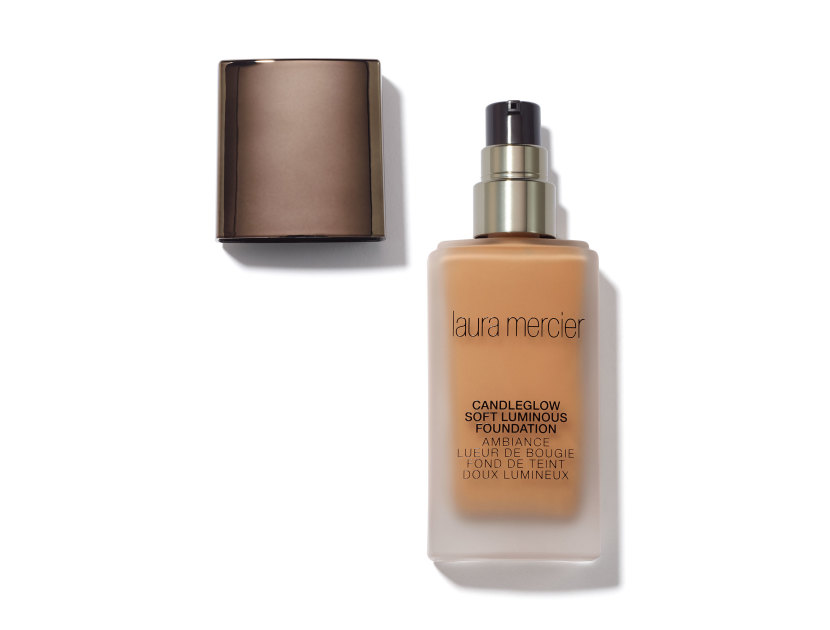 LAURA MERCIER Candleglow Soft Luminous Foundation - Golden | @violetgrey