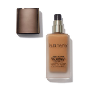 LAURA MERCIER Candleglow Soft Luminous Foundation - Amber | @violetgrey
