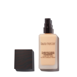 LAURA MERCIER Flawless Fusion Ultra-Longwear Foundation - Cashew | @violetgrey
