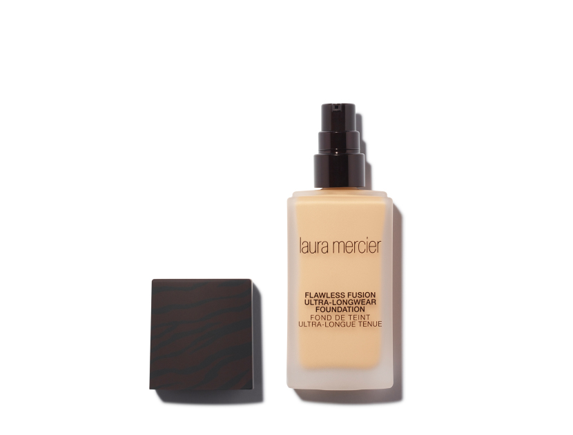 LAURA MERCIER Flawless Fusion Ultra-Longwear Foundation - Buff | @violetgrey