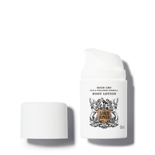 LORD JONES Pain & Wellness Formula Body Lotion | @violetgrey