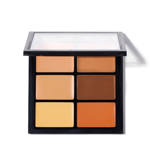 M·A·C PRO Conceal and Correct Palette - Medium Deep | @violetgrey