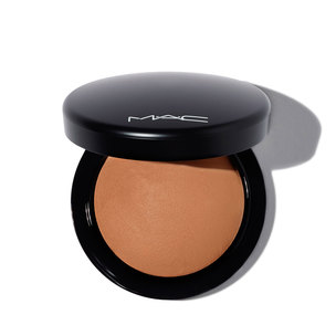 M·A·C Mineralize Skinfinish Natural Powder - Dark Deep | @violetgrey