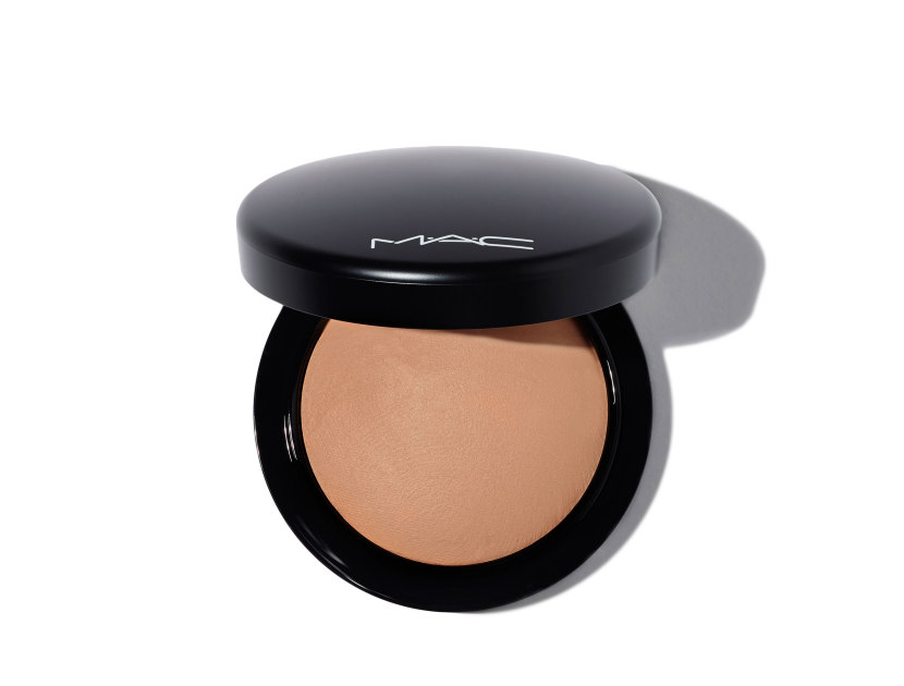 M·A·C Mineralize Skinfinish Natural Powder - Dark Golden | @violetgrey