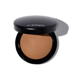 M·A·C Mineralize Skinfinish Natural Powder - Dark Deepest | @violetgrey