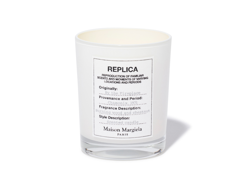 Maison Margiela REPLICA By The Fireplace Candle | Shop now on @violetgrey https://www.violetgrey.com/product/candle-be3fbab3-3b86-44ae-a111-cc075a9ffad7/MMA-L6935800