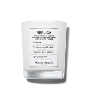 MAISON MARGIELA REPLICA By The Fireplace Candle - By The Fireplace | @violetgrey